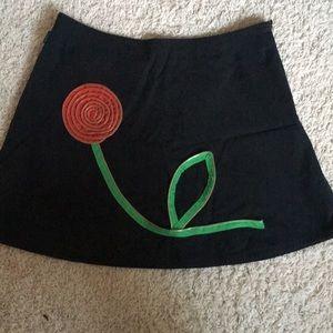 Moschino Skirts - Cotton black moschino skirt
